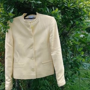 Casual corner long sleeve jackets size 10
